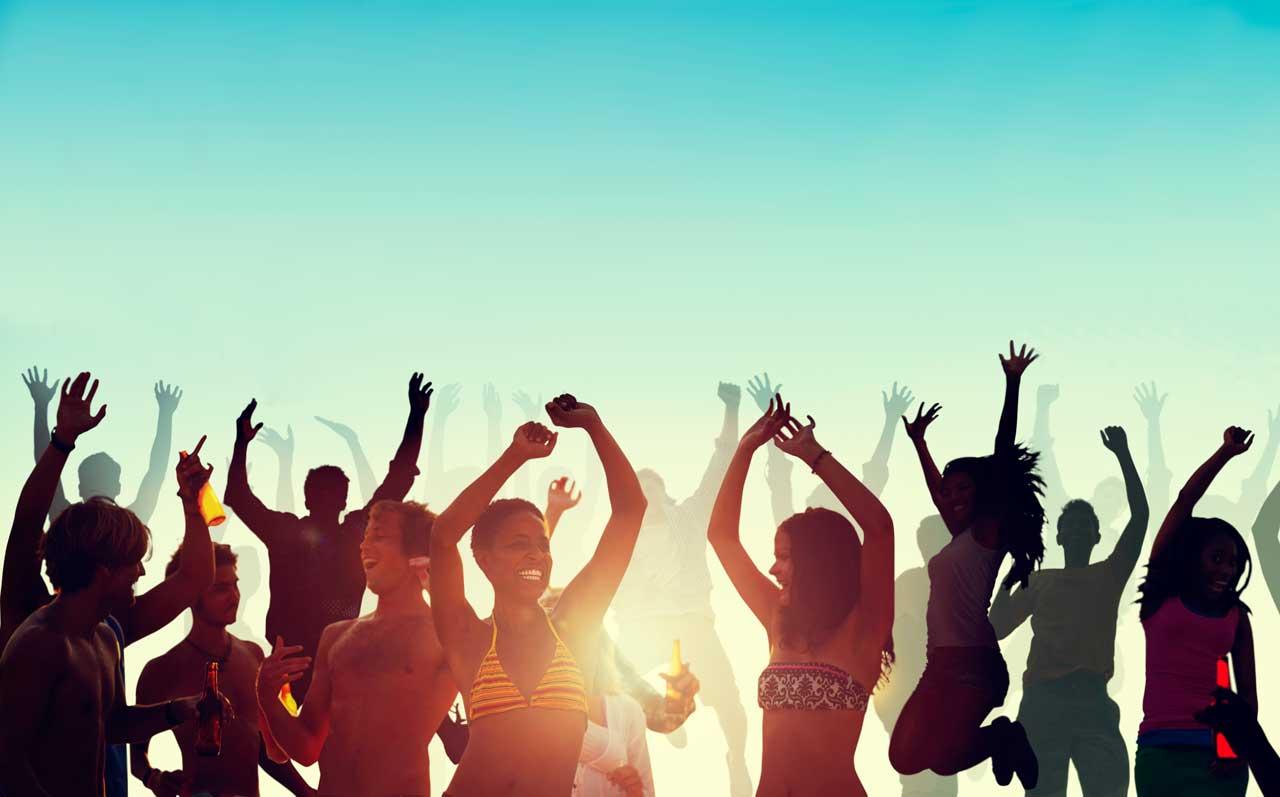 Beach Party Tao Beach Club