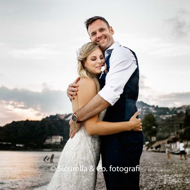Wedding Couple Taormina