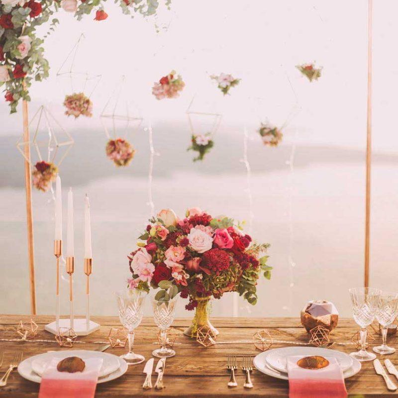 Wedding arrangements Taormina